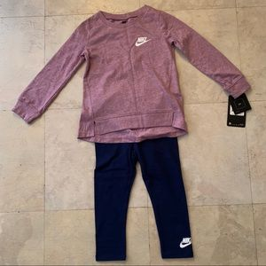 *NWT* Nike Girls 2 Piece Set